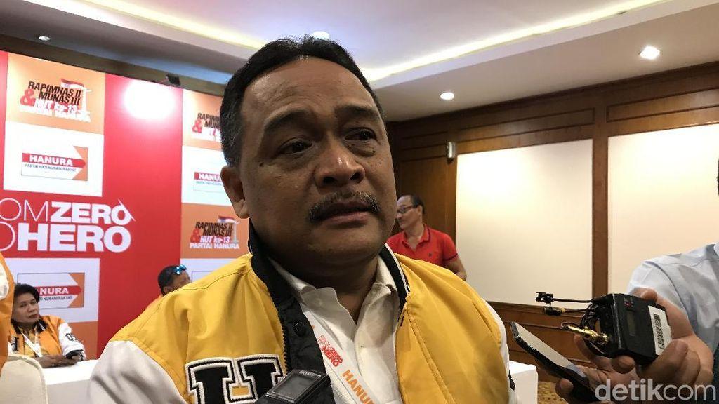 Wiranto Gugat Bambang Rp 44 M, Hanura Pantau Proses Hukum