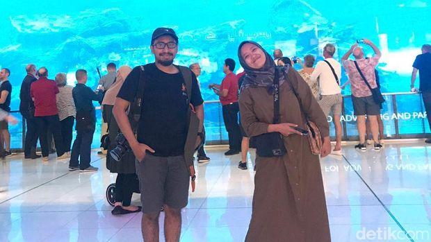 Hari Kedua: Pemenang d'traveler Rasakan Sisi Lain Dubai