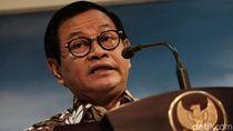 Agus Rahardjo cs Gugat UU KPK ke MK, Istana: Kita Hormati