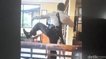 GKR Hayu Kepo Polisi Bersenjata Luwes Menari, Polda DIY Merespons