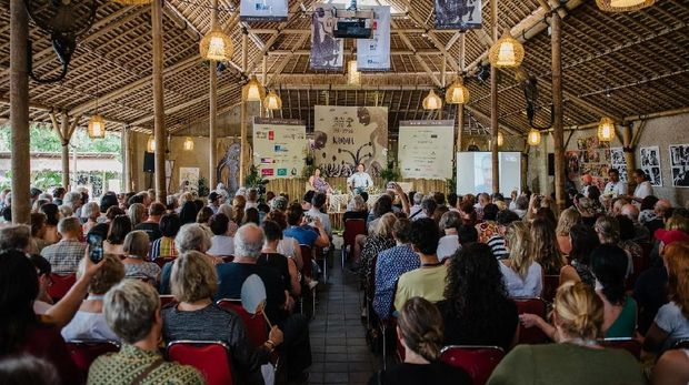 Ubud Writers and Readers Festival Hadir Lagi 2020!