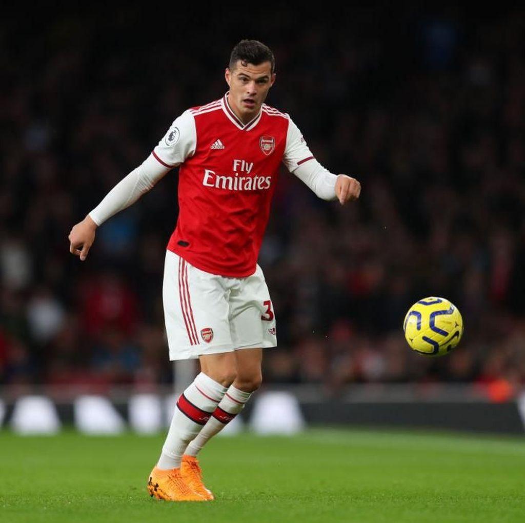 Arsenal Vs Southampton: Xhaka Akan Main Lagi?