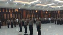 Kapolri Naikkan Pangkat 37 Perwira, Ketua KPK Terpilih Firli Jadi Komjen