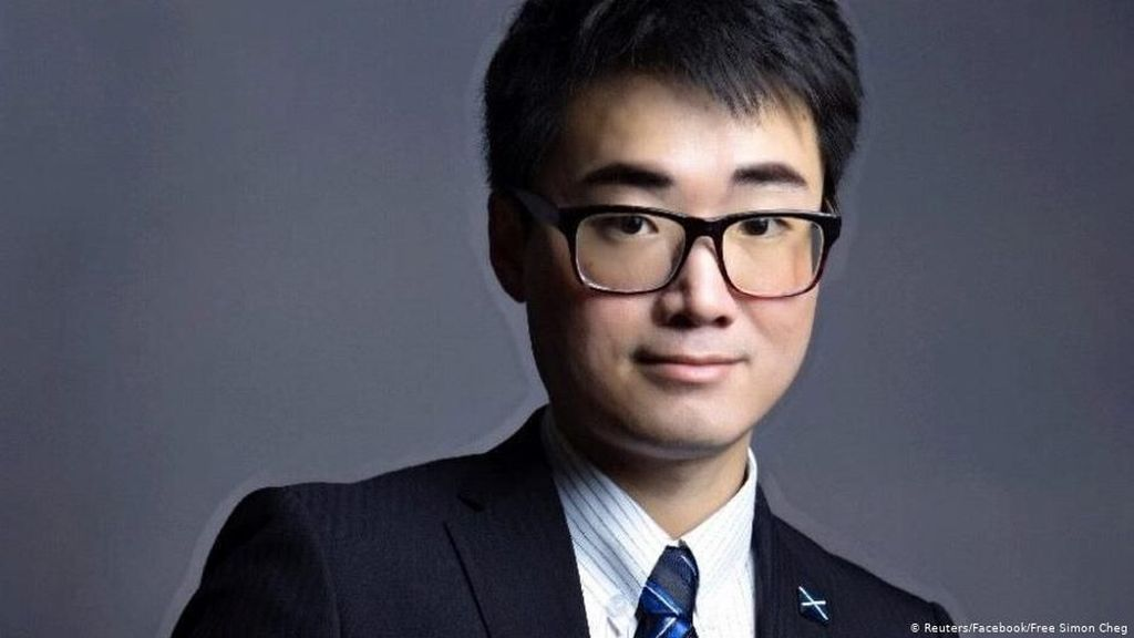Mantan Pegawai Konsulat Inggris di Hong Kong Ngaku Disiksa Agen China
