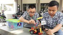 Santri Tasikmalaya Juara Kontes Robot Nasional