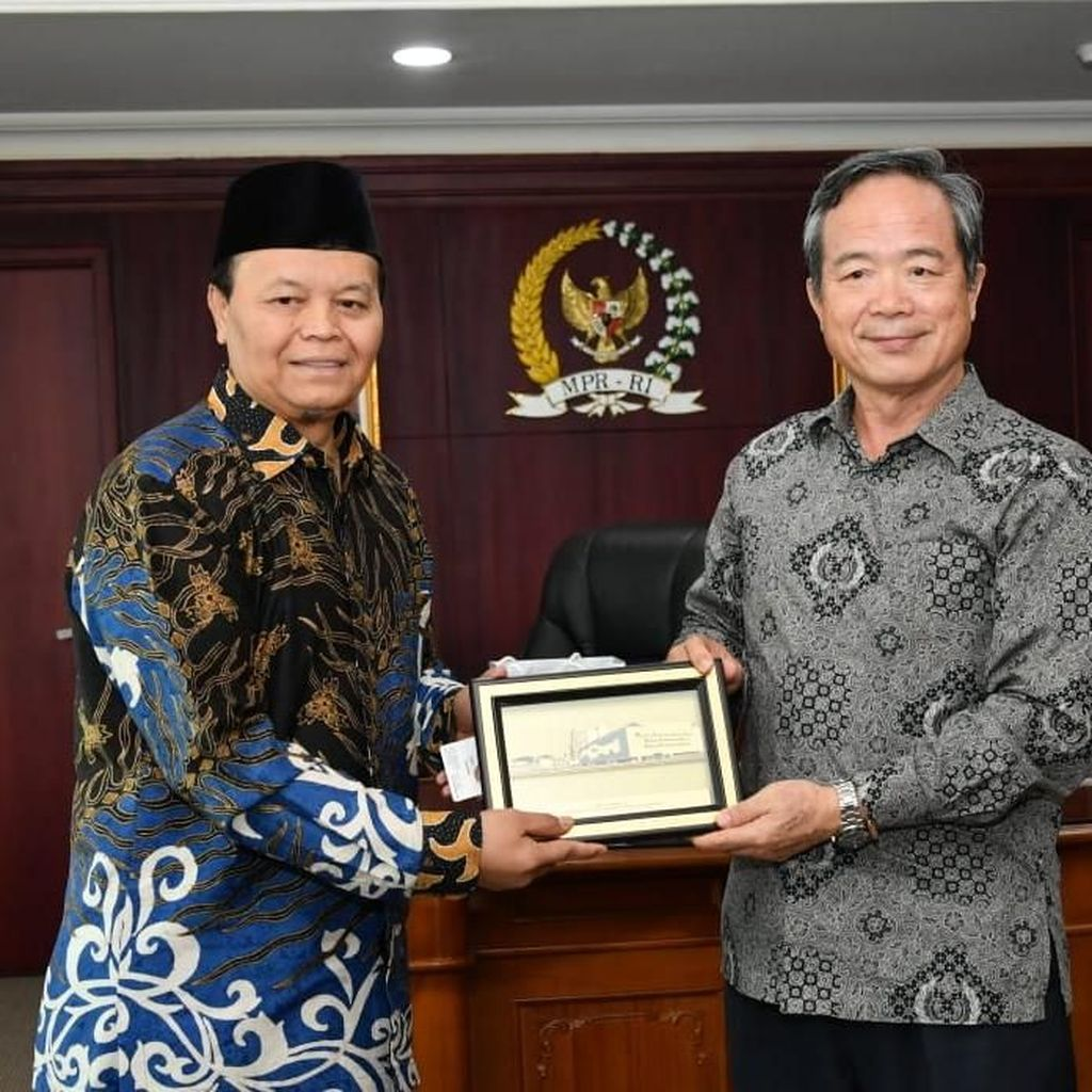 HNW Dorong Peningkatan Hubungan Indonesia-Taiwan untuk Pendidikan
