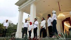 Komentar Gerindra-PPP Soal Stafsus Milenial Jokowi