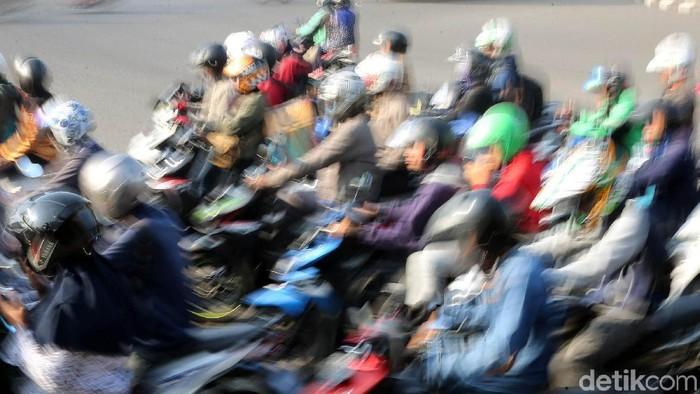 Data Asosiasi Industri Sepeda Motor Indonesia (AISI) menunjukkan kenaikan penjualan motor per Oktober 2019 naik 3,5 persen dibanding 2018.
