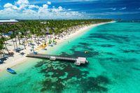 Republik Dominika punya bentangan pantai eksotis (iStock)