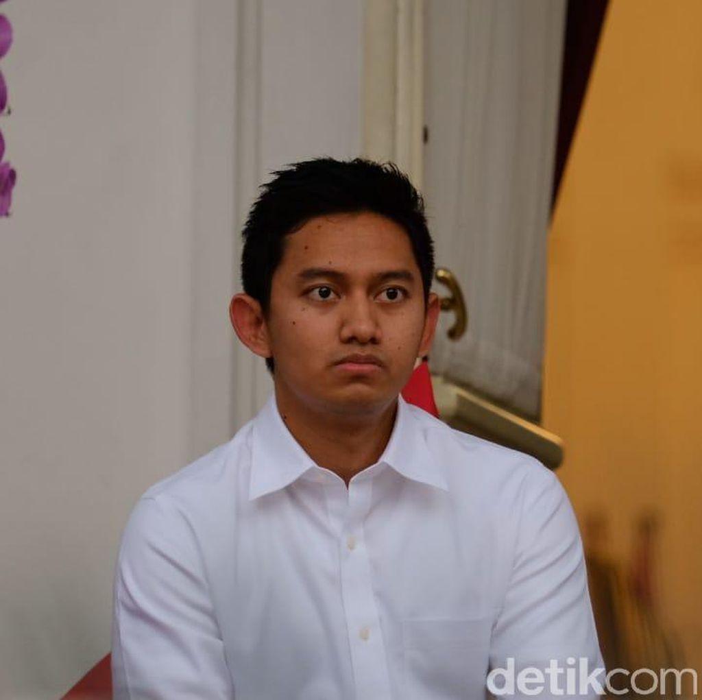 Cerita Belva Diajak Ratas ke Istana hingga Diangkat Jadi Stafsus Jokowi