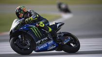 Komentar Valentino Rossi Setelah Jajal Motor Baru Yamaha