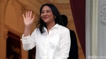 Sosok Putri Tanjung, Staf Khusus Berusia 23 Tahun yang Bikin Kaget Jokowi