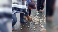 Paguyuban Pedagang Bakso Gelar Aksi Makan Gratis Bareng Anggota DPRD Bekasi