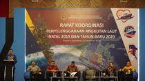 Nataru, Lonjakan Penumpang Angkutan Laut Diprediksi 21 & 28 Desember