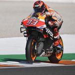 Hanya Crash yang Parah Bisa Hentikan Marquez