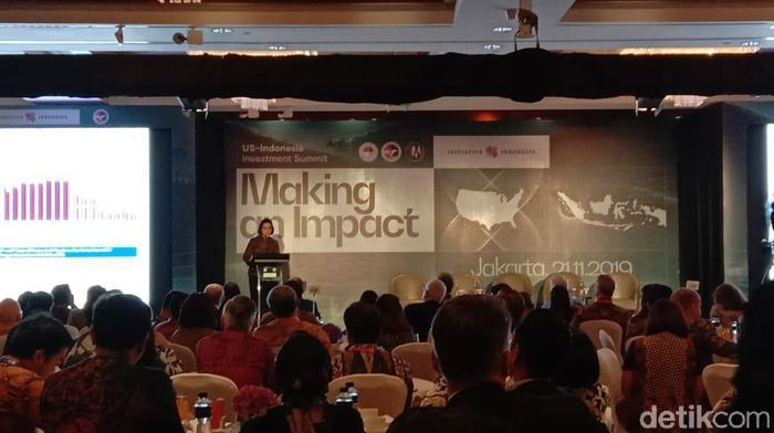 Foto: Kumpul Investor AS di Jakarta (Anisa Indraini/detikcom)