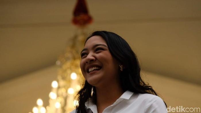 Putri Tanjung (Andhika Prasetia/detikcom)