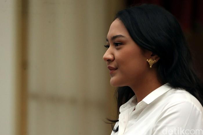 Putri Tanjung (Foto: Rengga Sancaya/detikcom)