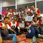 Tosca Raih Penghargaan Komunitas Mobil Paling Safety di Indonesia