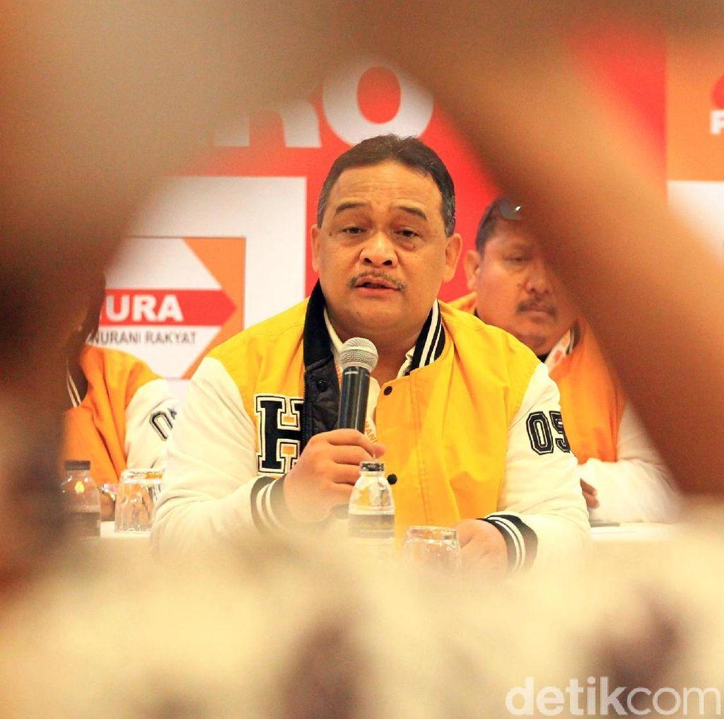 Rapimnas Hanura Putuskan Munas Dipercepat Bulan Depan