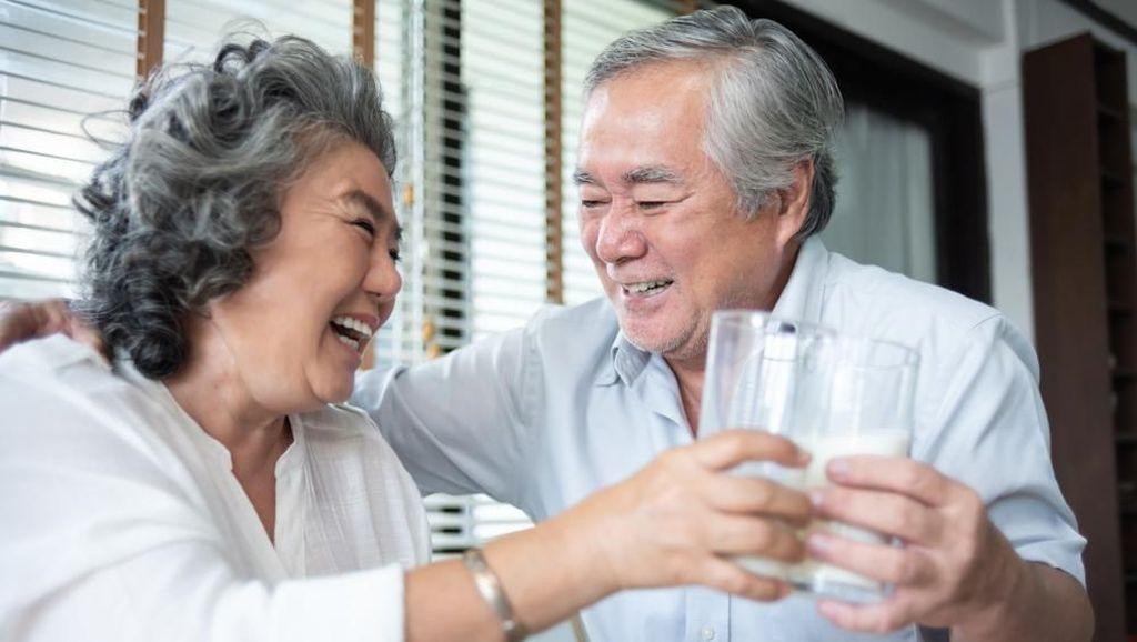 Nutrisi Baik bagi Para Senior yang Bisa Tingkatkan Imun Tubuh