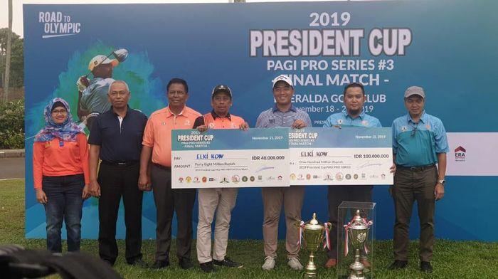 Seri ketiga President Cup 2019 sudah selesai digelar (dok.President Cup)