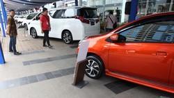 Penjualan Mobil Gaspol, Juli Nanjak Lagi