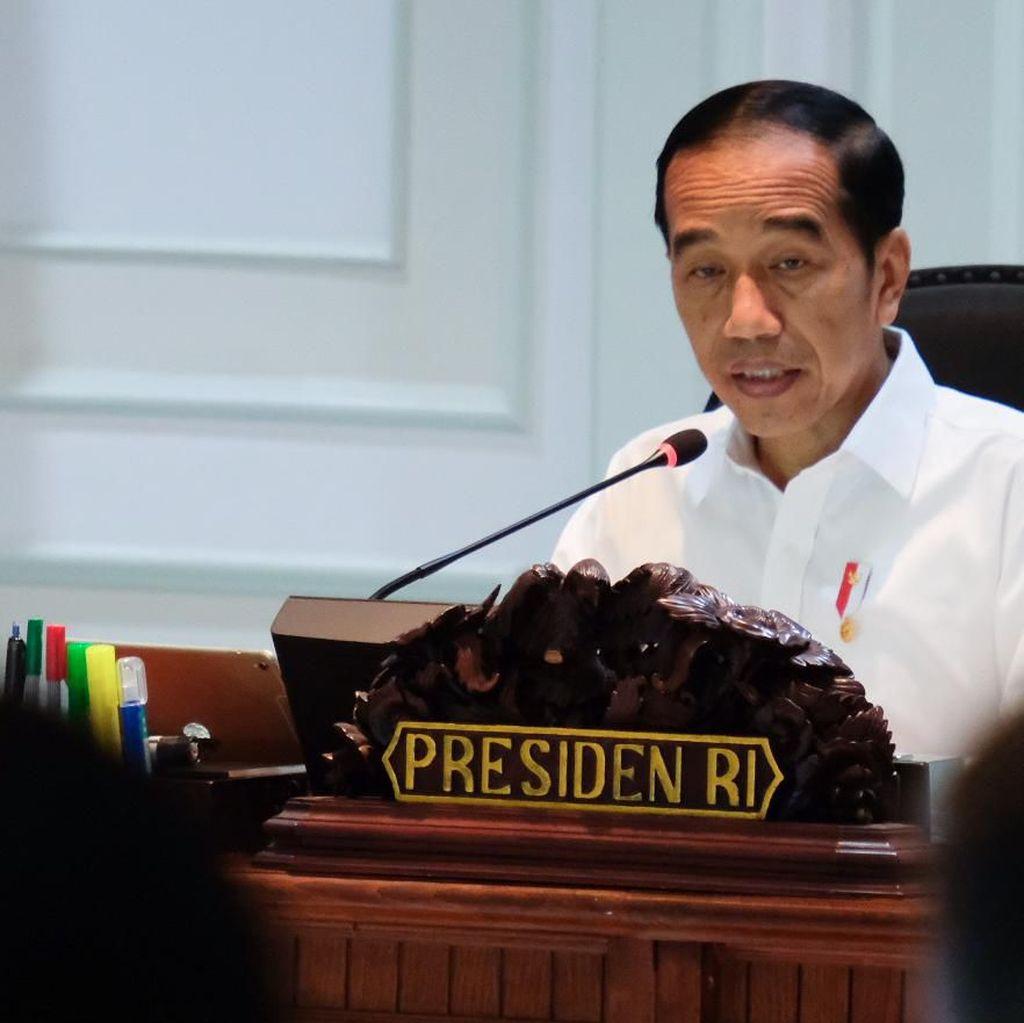 Jokowi Ingatkan Prabowo Dkk: Jangan Beli Alutsista dengan Teknologi Usang