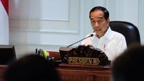 Jokowi Buka Suara soal Jiwasraya: Sakitnya Sudah Lama!