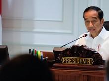 Ada yang Senang RI Impor Melulu, Jokowi: Untungnya Gede