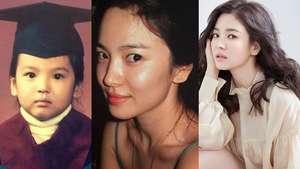 Potret Kemesraan Song Joong Ki dan Song Hye Kyo di DOTS