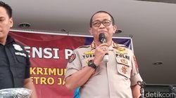 Polisi Tangkap Perampok Modus Gembos Ban Asal Palembang