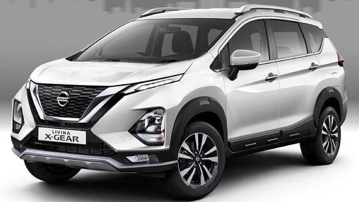 Render Nissan Livina X-Gear