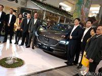Selisih Rp 82 Juta, Ini Beda All New Mazda CX-8 Versi Elite dan Touring