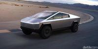 Cybertruck, Kendaraan Planet Mars Besutan Elon Musk