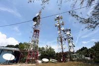 Kokoh Berdiri, Tower Ini Jaga Komunikasi Warga Perbatasan