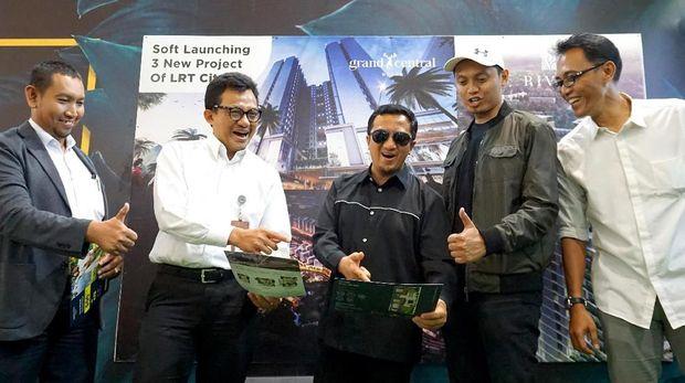 Andalkan LRT, ADHI Bangun 3 Properti Berkonsep TOD di Bogor