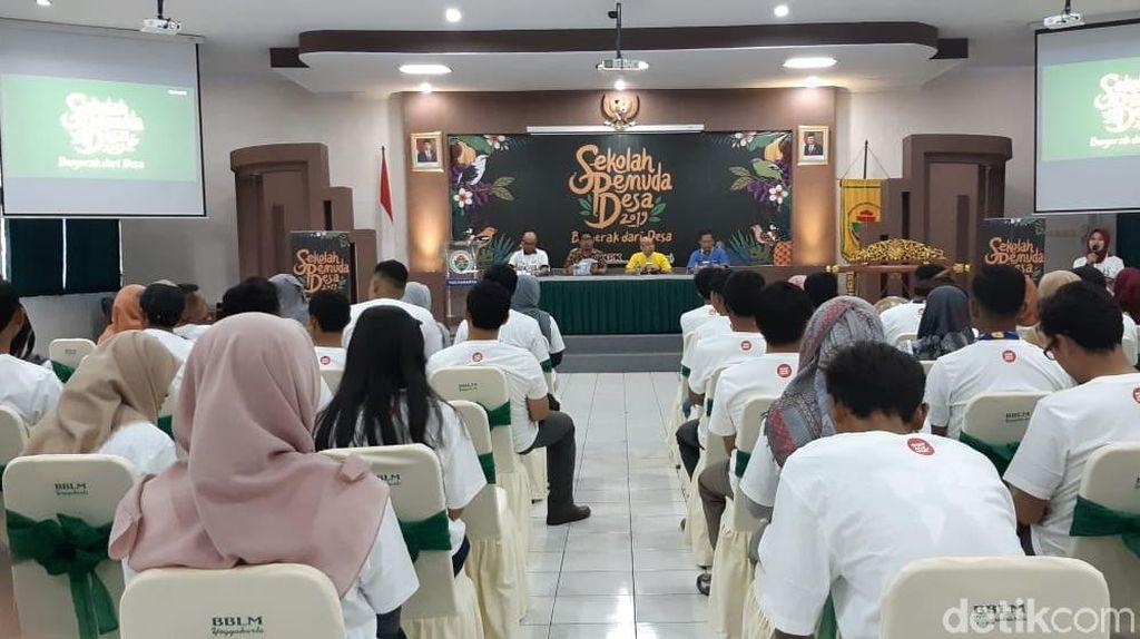 Cegah Korupsi, KPK-Kemendes PDTT Latih 60 Pemuda Kelola Dana Desa
