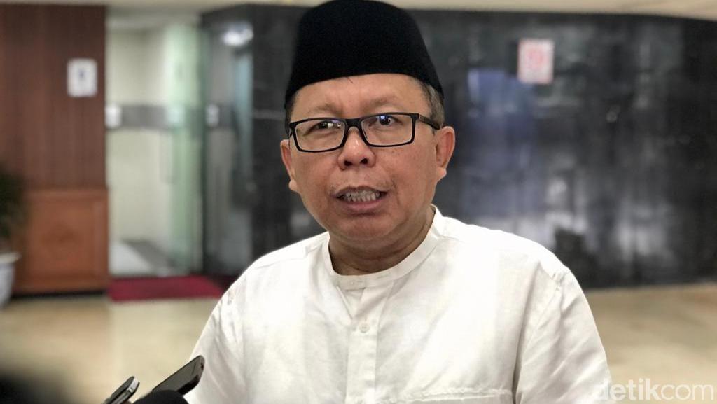 Sistem Aerosol Nusantara III DPR Eror, Pimpinan MPR: Gedung Sudah Tua