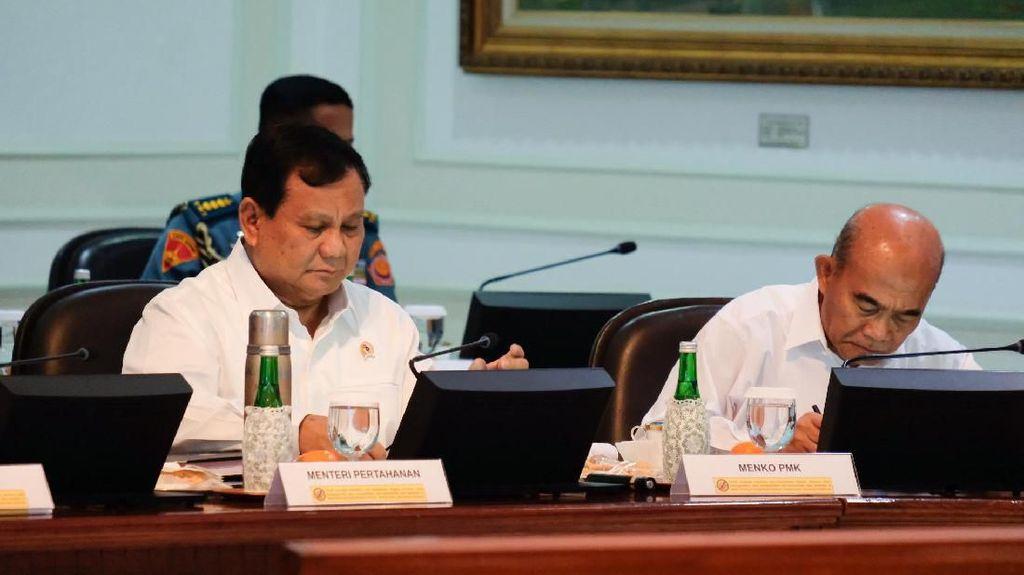 Prabowo Prioritaskan Belanja Alutsista dari Industri Dalam Negeri