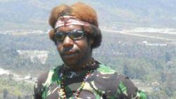 Polisi Tangkap Pimpinan KKB Penyerang Polsek Sinak Mimika Papua