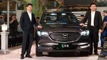 Resmi Diluncurkan, Ini Harga All New Mazda CX-8