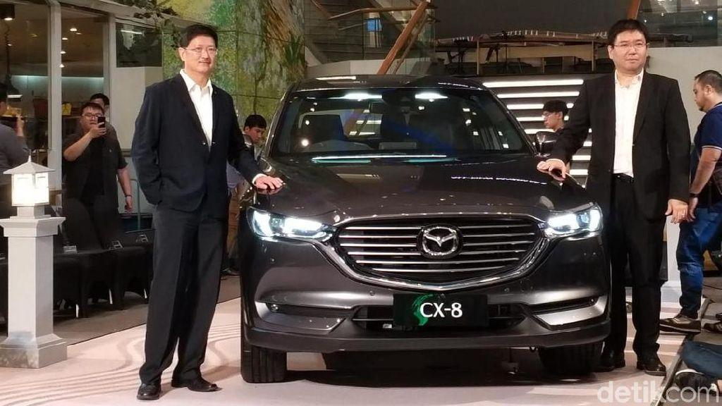 All New Mazda CX-8 Makin Cantik