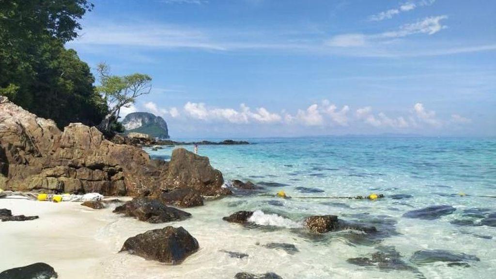 Bertemu Nemo & Keluarganya di Phi-phi Island