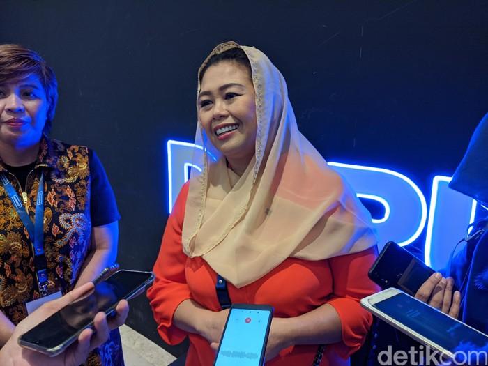 Yenni Wahid. Foto: Agus Tri Haryanto/inet