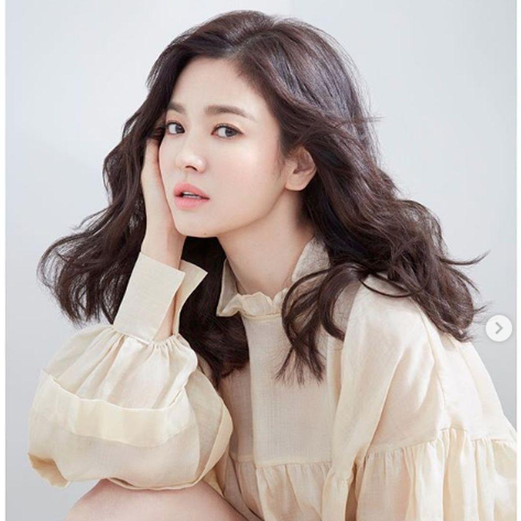 Kembali Muncul, Song Hye Kyo Buka-bukaan soal Hal Pribadi
