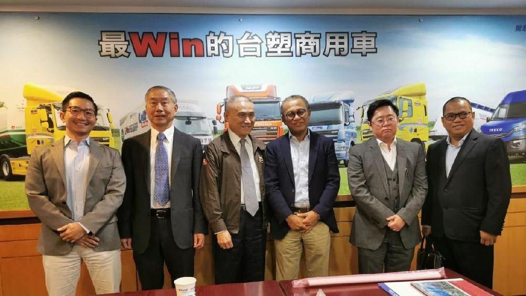 Kunjungan ke Taiwan, Bukit Asam Jajaki Potensi Kerja Sama