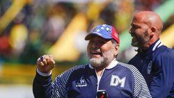Maradona Tak Jadi Mundur dari Gimnasia