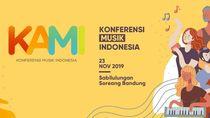 Apa yang Bakal Dibahas di Konferensi Musik Indonesia Hari Ini?