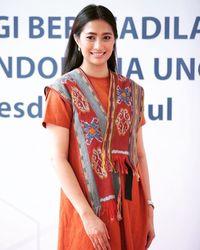 Zuhriatul Hafizah pendiri sekolah untuk ratu kecantikan